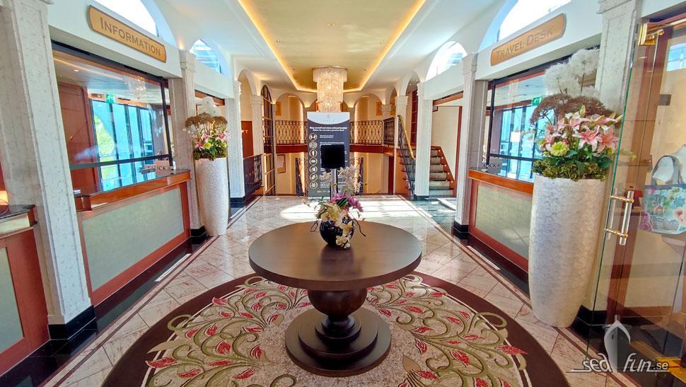 Lobby Viva Treasures