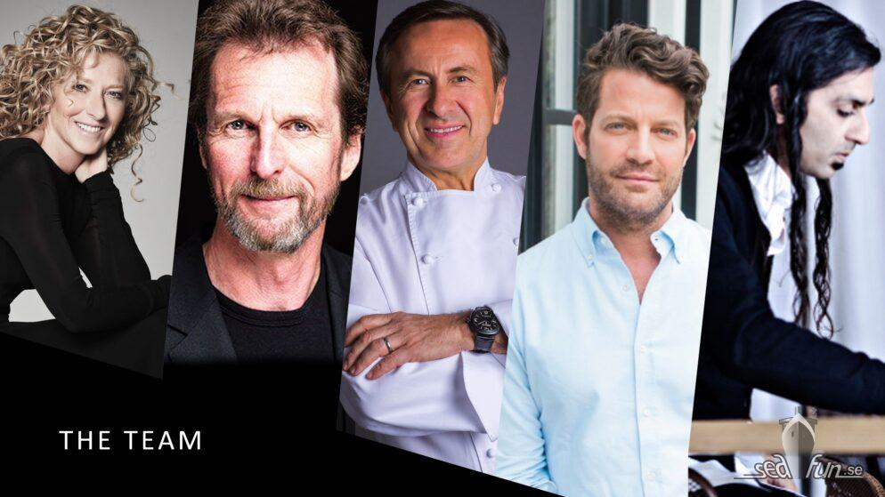 Lyxig design och gastronomi i fokus på nya Celebrity Beyond
